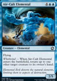 Air-Cult Elemental -