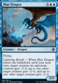 Blue Dragon -