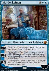 Mordenkainen - Dungeons & Dragons: Adventures in the Forgotten Realms