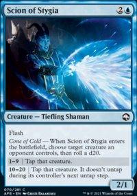 Scion of Stygia -