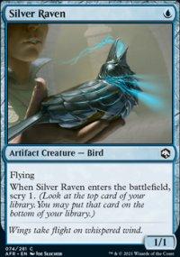 Silver Raven -