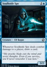 Soulknife Spy -