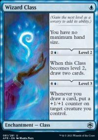 Wizard Class -