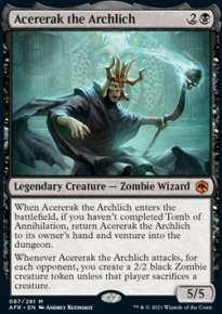 Acererak the Archlich - Dungeons & Dragons: Adventures in the Forgotten Realms