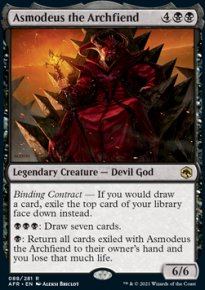 Asmodeus the Archfiend -
