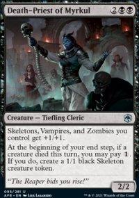 Death-Priest of Myrkul -