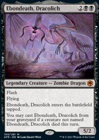Ebondeath, Dracolich -