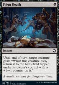 Feign Death -