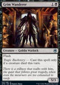 Grim Wanderer -