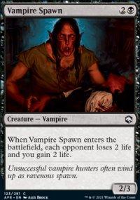 Vampire Spawn -