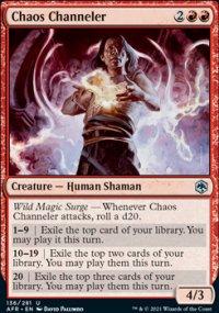 Chaos Channeler -