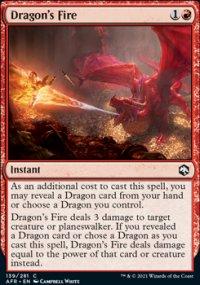 Dragon's Fire -