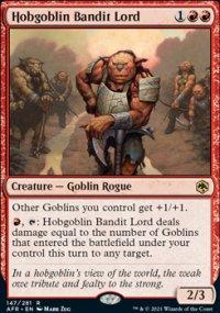 Hobgoblin Bandit Lord -