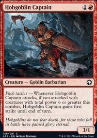 Hobgoblin Captain -