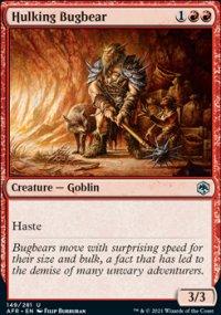 Hulking Bugbear -