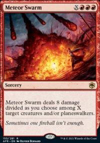 Meteor Swarm -