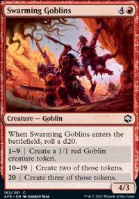 Swarming Goblins -