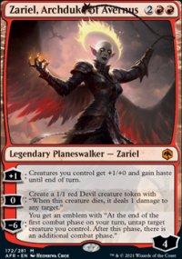 Zariel, Archduke of Avernus - Dungeons & Dragons: Adventures in the Forgotten Realms