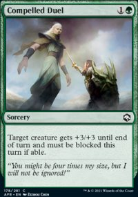 Compelled Duel -