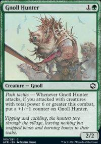 Gnoll Hunter -