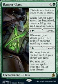 Ranger Class -