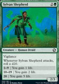 Sylvan Shepherd -