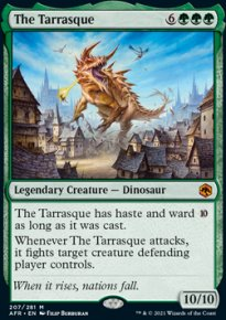 The Tarrasque 1 - Dungeons & Dragons: Adventures in the Forgotten Realms
