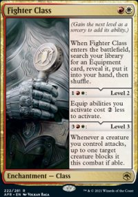 Fighter Class - Dungeons & Dragons: Adventures in the Forgotten Realms