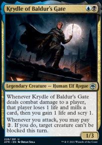 Krydle of Baldur's Gate -