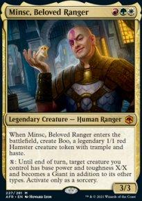 Minsc, Beloved Ranger 1 - Dungeons & Dragons: Adventures in the Forgotten Realms