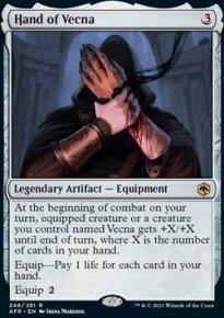 Hand of Vecna -