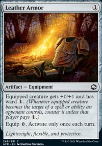 Leather Armor -