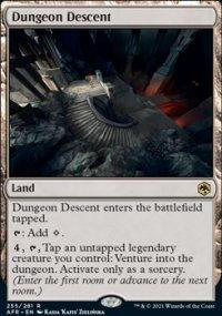 Dungeon Descent -