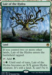 Lair of the Hydra -