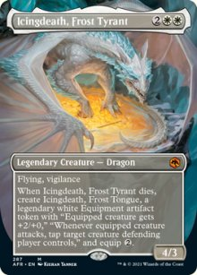 Icingdeath, Frost Tyrant -