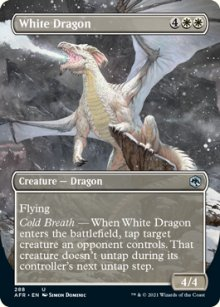 White Dragon -