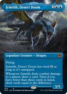 Iymrith, Desert Doom -
