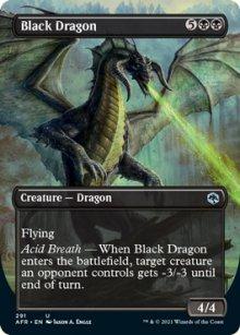 Black Dragon -