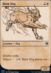 Blink Dog -