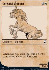 Celestial Unicorn -