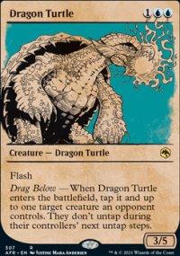Dragon Turtle -
