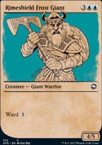 Rimeshield Frost Giant -
