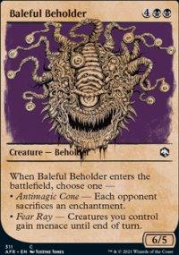 Baleful Beholder -