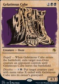 Gelatinous Cube -