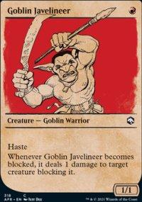 Goblin Javelineer -