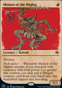Minion of the Mighty 2 - Dungeons & Dragons: Adventures in the Forgotten Realms