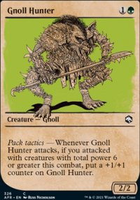Gnoll Hunter 2 - Dungeons & Dragons: Adventures in the Forgotten Realms