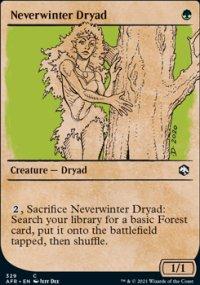 Neverwinter Dryad -