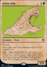 Ochre Jelly -