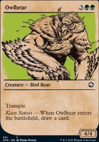 Owlbear -